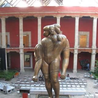 José Luis Cuevas Museum, mexico , teotihuacan