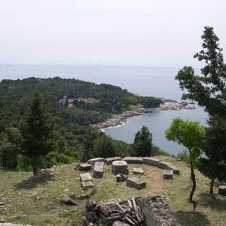 Lokrum, montenegro , tivat