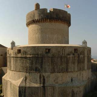 Walls of Dubrovnik, montenegro , tivat