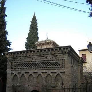 Mosque of Cristo de la Luz, spain , toledo