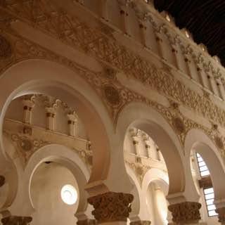 Santa María la Blanca, spain , toledo