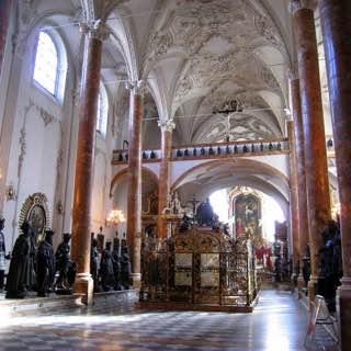 Hofkirche, Innsbruck, austria , tyrol