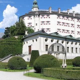 Ambras Castle, austria , tyrolwest