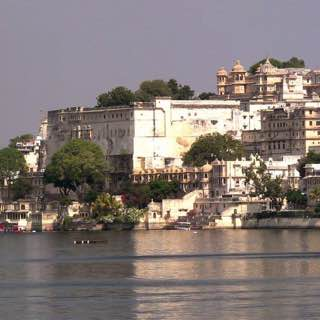 Lake Pichola, india , udaipur