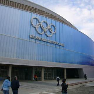 Richmond Olympic Oval, canada , vancouver