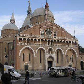 Basilica of Saint Anthony of Padua, italy , venice