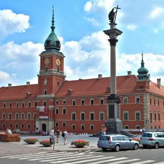Royal Castle, Warsaw, poland , warsaw
