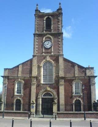 Holy Trinity Church, Sunderland, usa , washington
