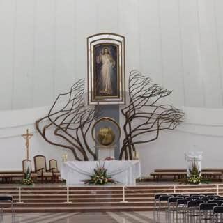 Divine Mercy Sanctuary, poland , wieliczka