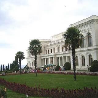 Livadia Palace, ukraine , yalta