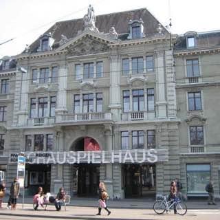 Schauspielhaus Zürich, switzerland , zurich