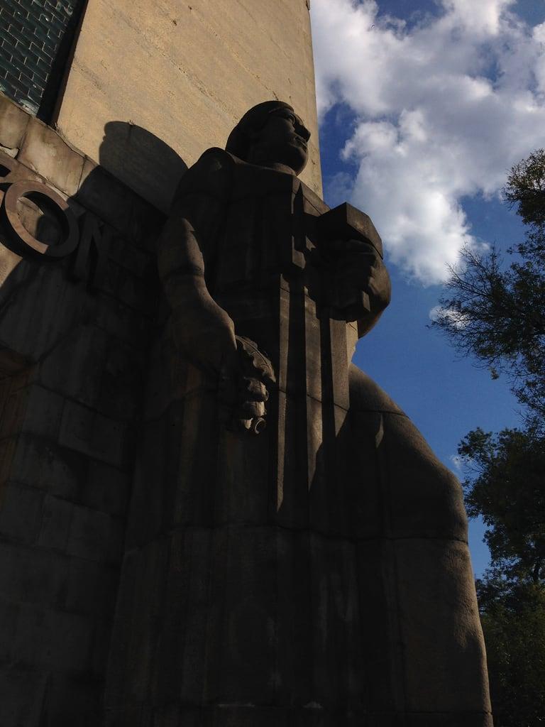 Monumento Alvaro Obregon の画像. mexico mexicocity