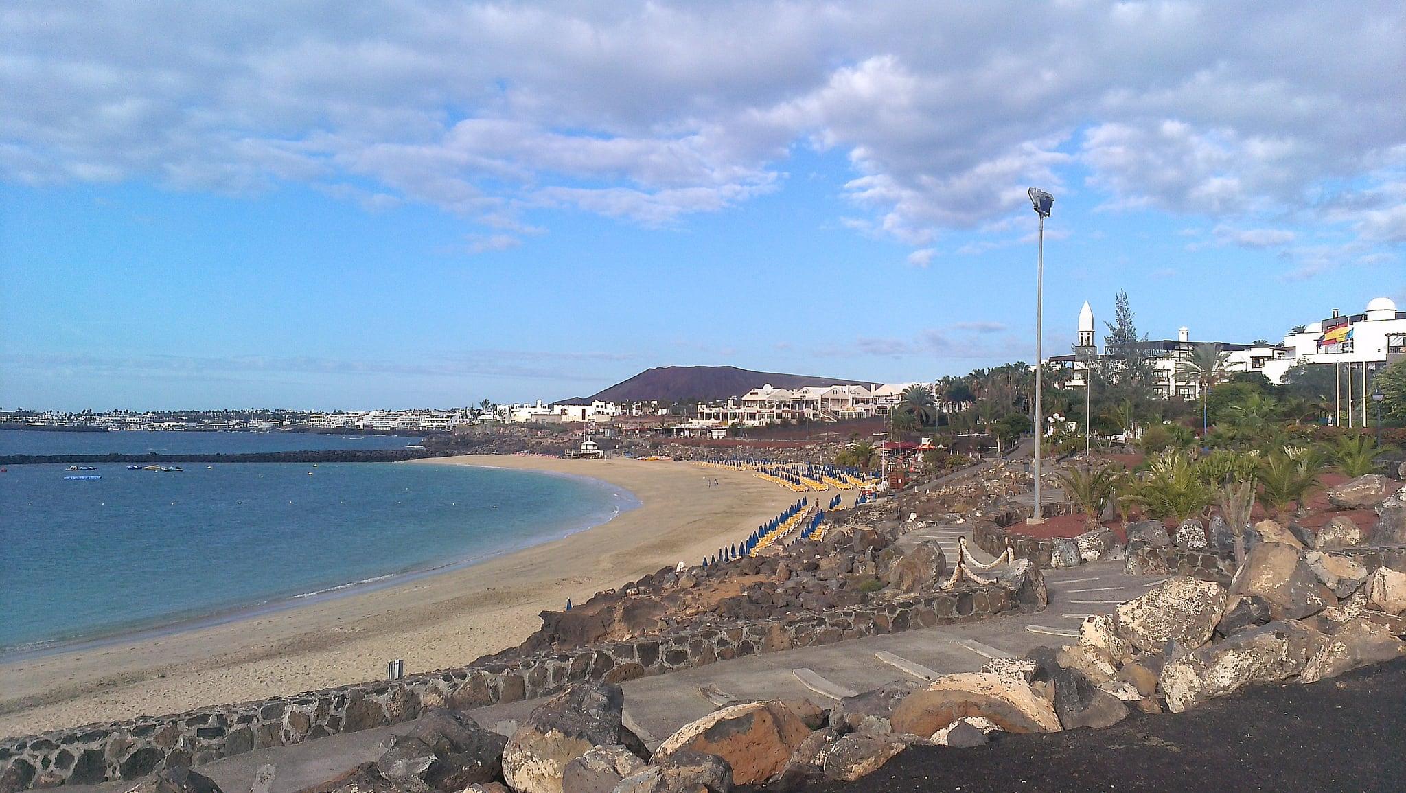 Afbeelding van Playa Dorada.