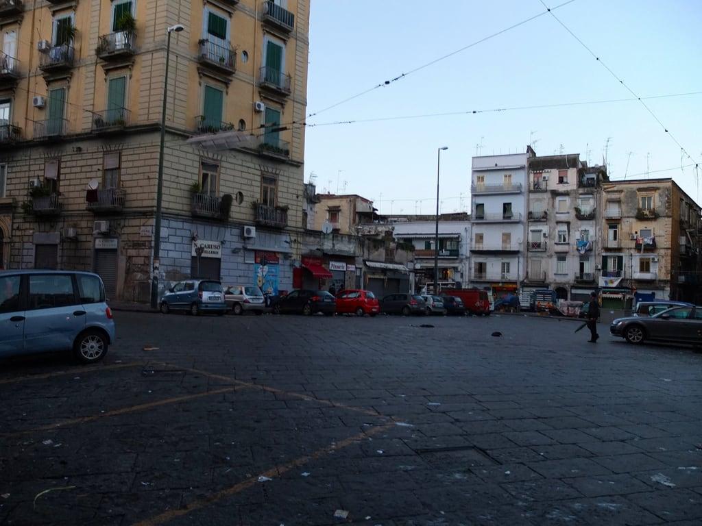 Изображение Porta Capuana. street napoli naples ulica neapol