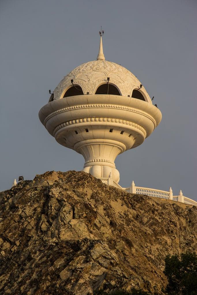 Bild von Al Riyam. arab corniche oman muscat mattrah albahriroad