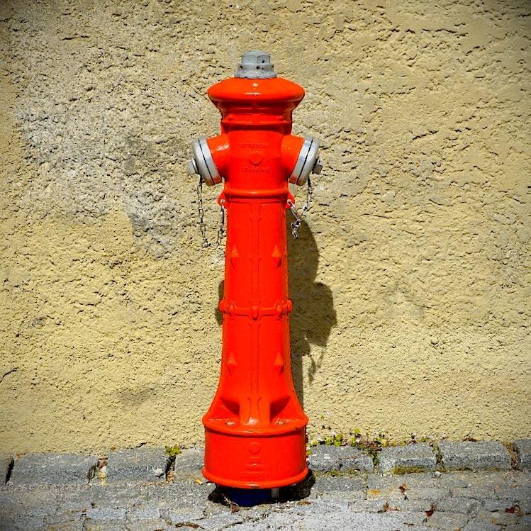 Image of Tirol. pompier feu incendie projet365