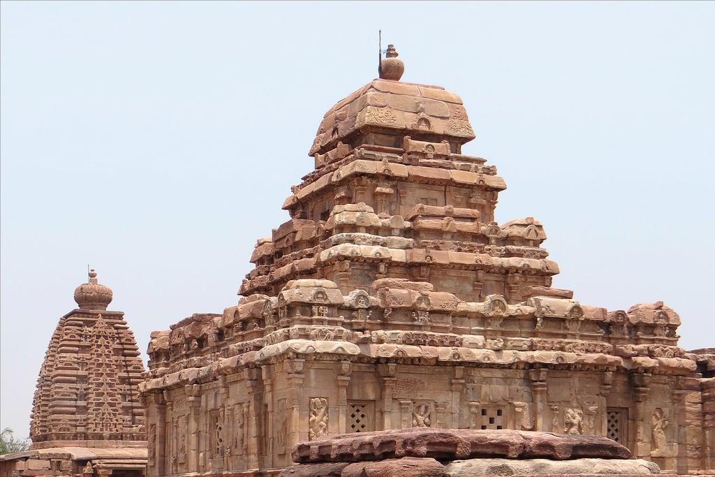 Billede af Pattadakal Temples. india temples inde hindouisme pattadakal dalbera patrimoinemondialdelunesco sangameswara templesshivaïtes