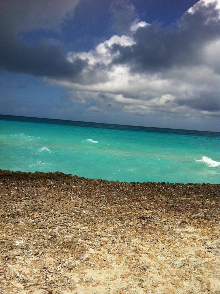 Immagine di Cuba Spiaggia con una lunghezza di 489 metri. beach cuba varadero