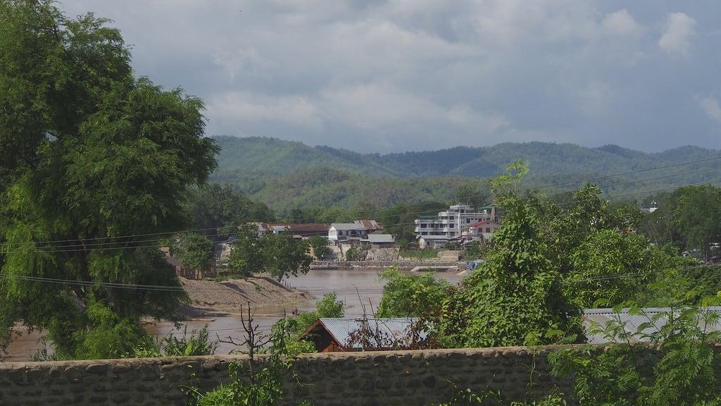 Imagen de Shan Palace. city travel holiday asia southeastasia burma palace myanmar shan shanstate hsipaw shanpalace