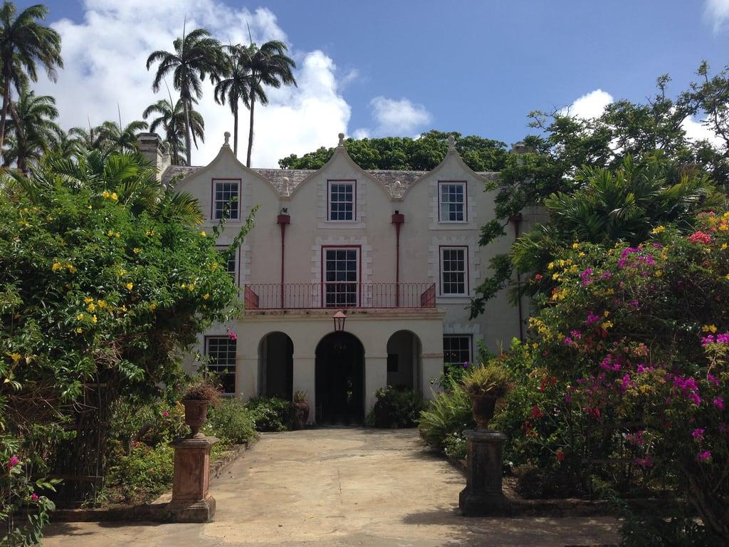 Image of St. Nicholas Abbey. island plantation barbados caribbean rum stpeter stnicholasabbey rumtasting