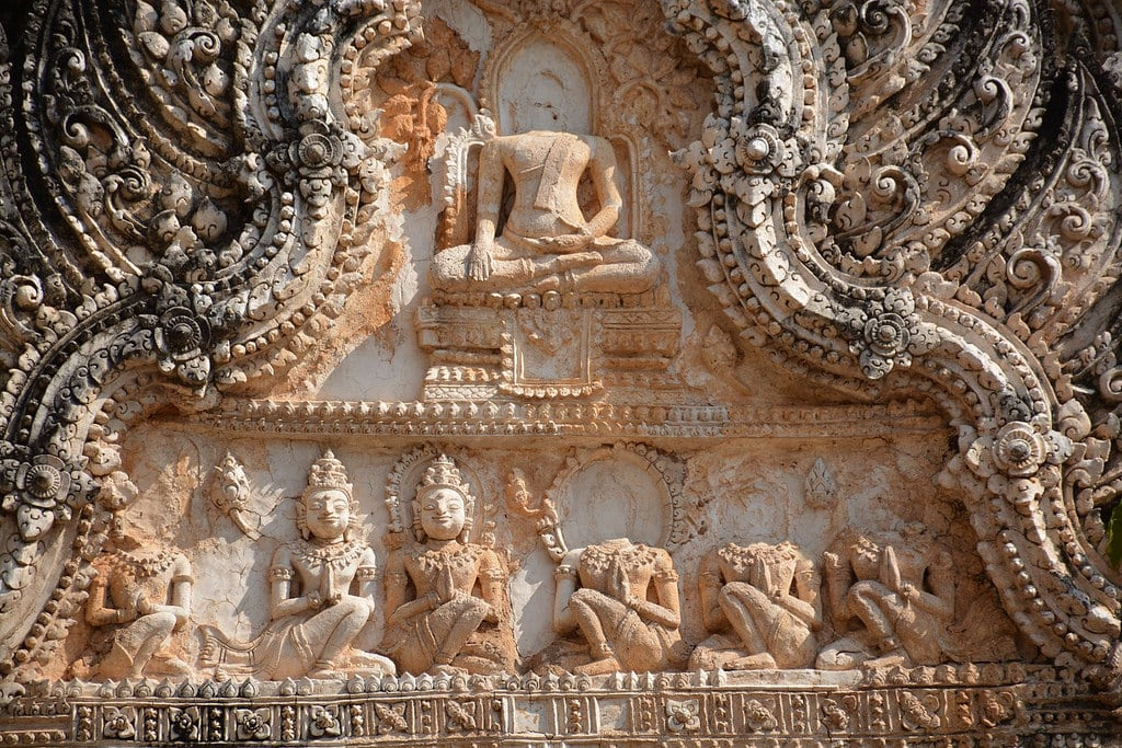 Image of Wat Phra Phai Luang. travel nature thailand bangkok culture buddhism temples chiangmai krabi lanna tempel sukhothai lampang kolanta ayutthaya reizen 2014 arps paularps afsdxnikkor18140mm