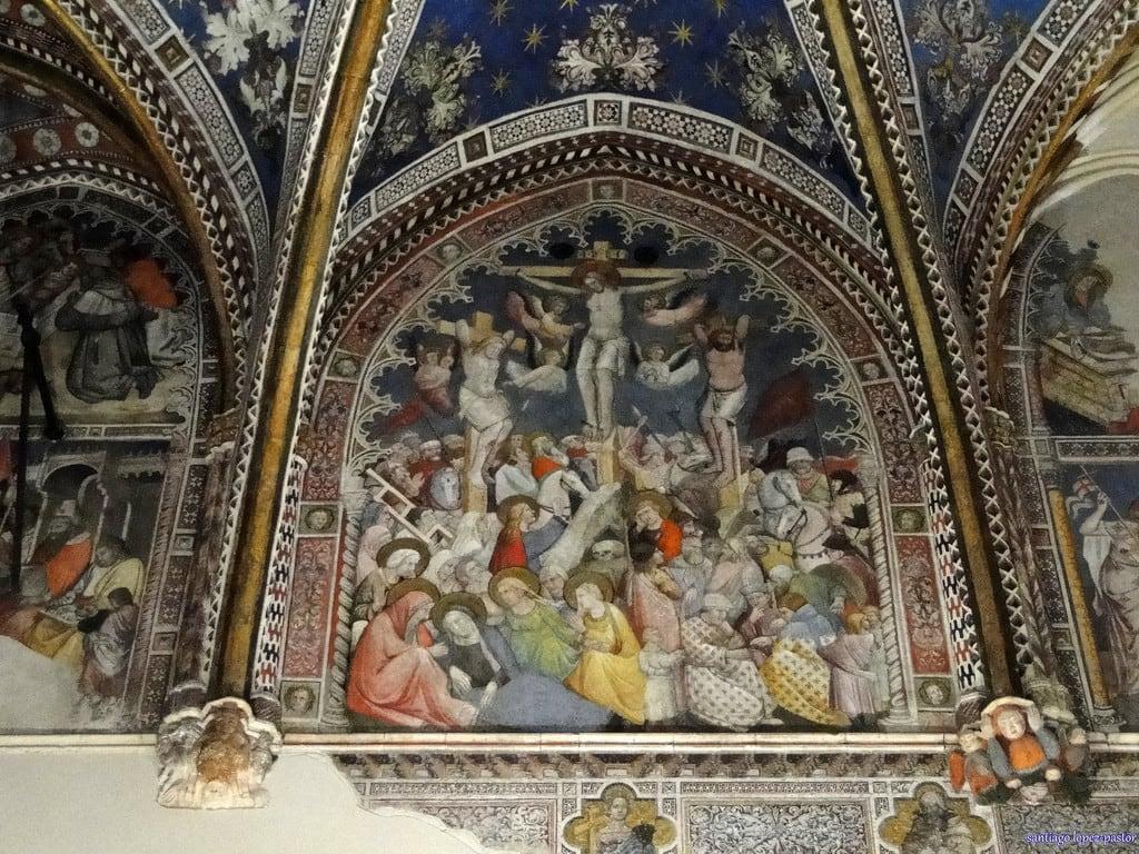 Obrázek Capilla de San Blas. españa spain cathedral gothic medieval toledo espagne middleages castilla castillalamancha gótico provinciadetoledo