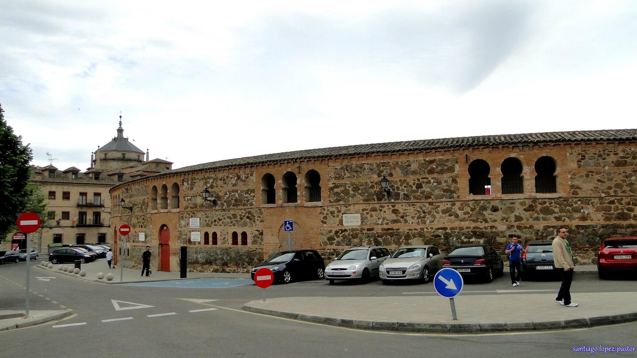 Obrázek Plaza de Toros. españa spain toledo espagne castilla castillalamancha neomudéjar provinciadetoledo