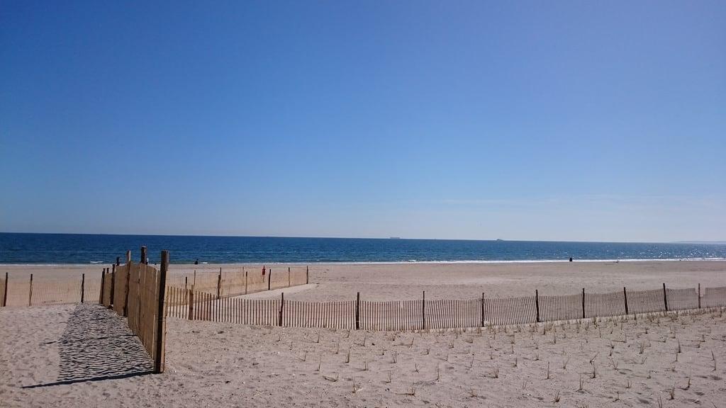 Attēls no Paradise pludmale.