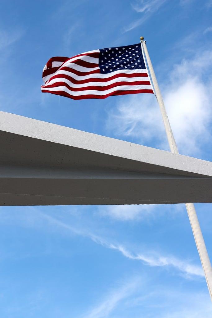 Image de USS Arizona près de 'Aiea. harbour vacation ussarizonamemorial worldwariivalorinthepacificmonument pearlharbor honolulu oahu hawaii unitedstates usa