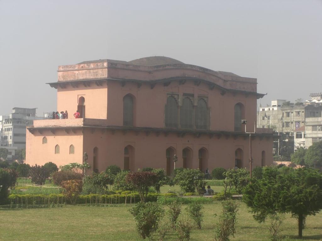 Obraz Lalbagh Fort - Fort Aurangabad. fort mohammed dhaka khan bangladesh lalbagh aurangabad azam mughal shaista diwaniaam