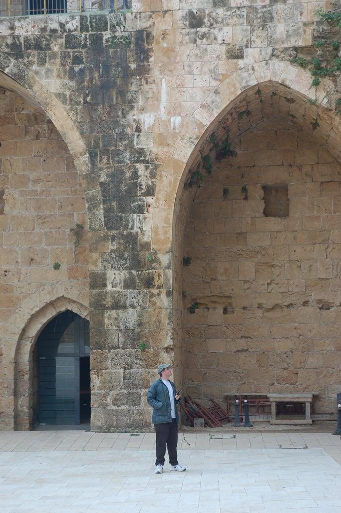 תמונה של מצודת עכו. israel galilee ישראל acre akko עכו גליל ericjoseph david55king