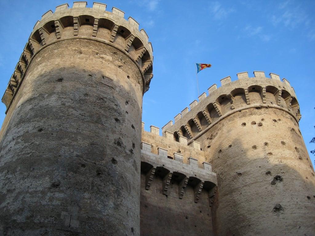 תמונה של Torres de Quart. valencia catalonia catalunya païsoscatalans valència paísvalencià valenciancountry torresdequart paísvalenciano portadequart