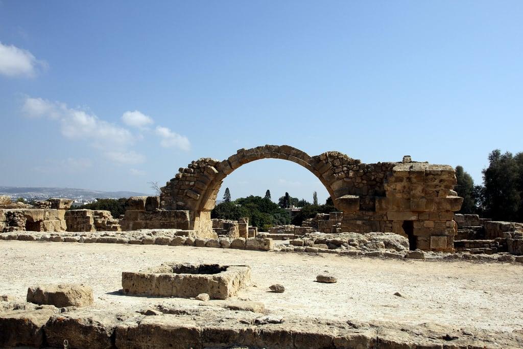 Archaeological Park képe. travel vacation cyprus paphos