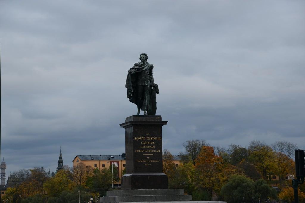Image of Gustav III.
