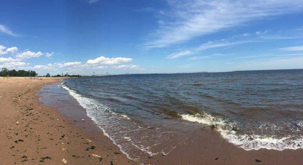 Attēls no Cedar Grove Beach.