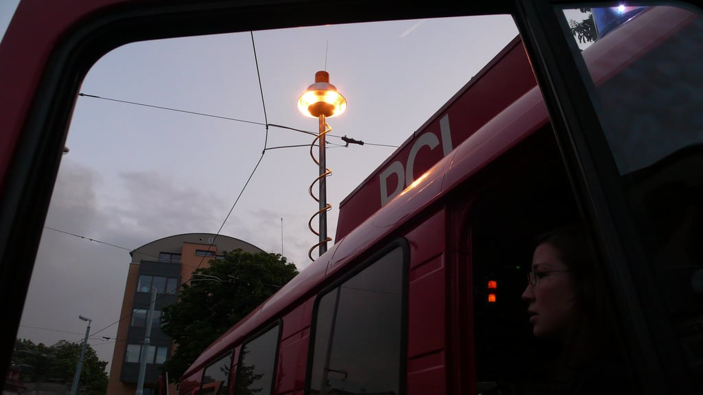 Image of Gare de Chêne-Bourg. fire geneve firemen 2008 incendie