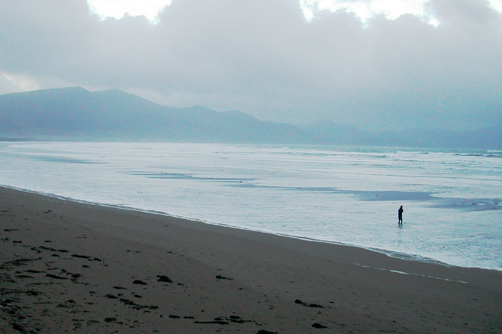 Изображение на Formoyle Beach близо до Castlegregory. 2005 ireland sea sky holiday beach clouds dingle kerry fb:uploaded=true fb:request=true