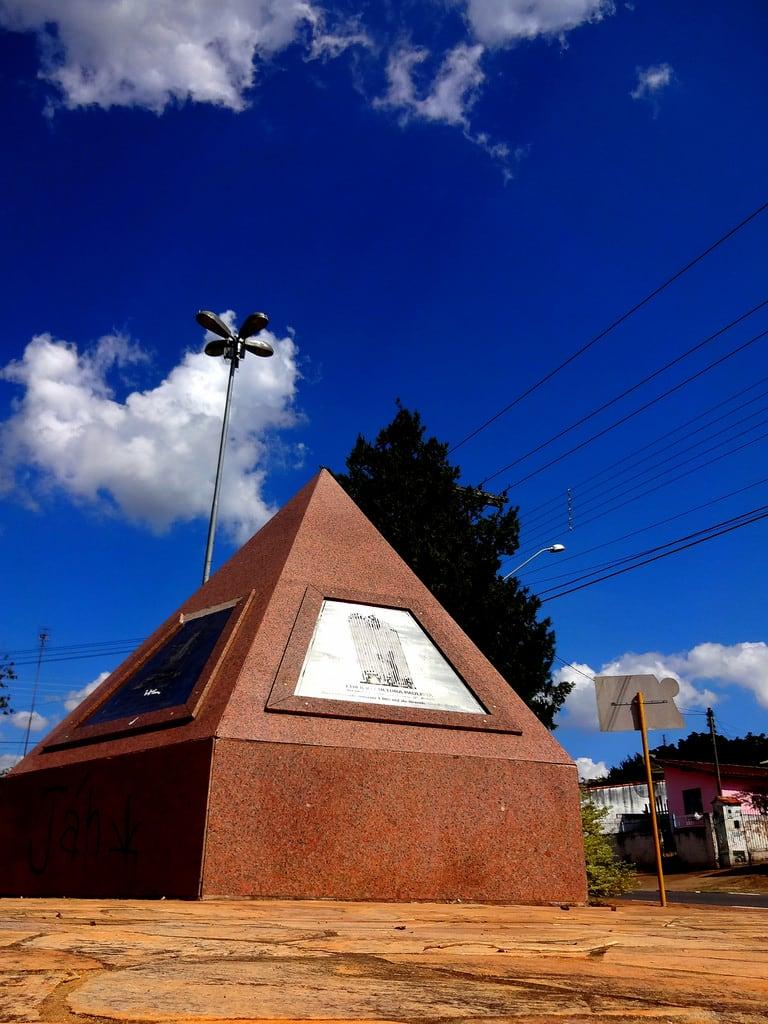 Bild von Monumento. brazil interior postcard 2016 granito tropeiro estadodesãopaulo capãobonito