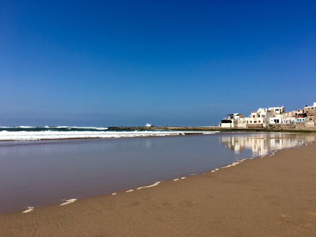Imagine de Plaja cu o lungime de 997 m.