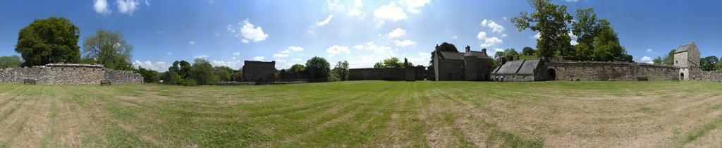 Изображение Craignethan Castle.