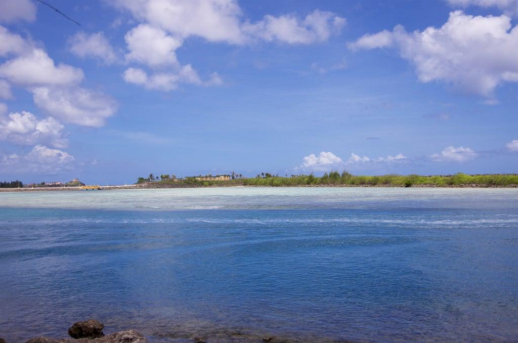 صورة East Hagåtña Beach. k5ii guam smcpentaxda18135mmf3556edalifdcwr