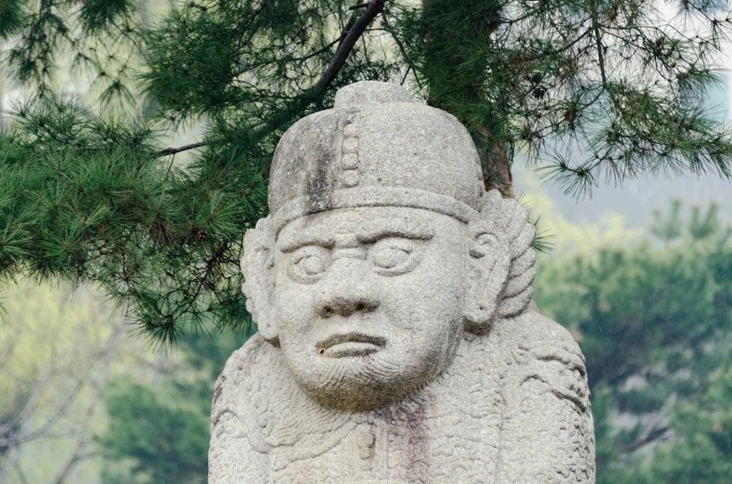 Зображення Royal Tombs of the Joseon Dynasty. royaltombsofthejoseondynasty seoul southkorea kr nyeongneung yeongneung 여주영릉英陵과영릉寧陵