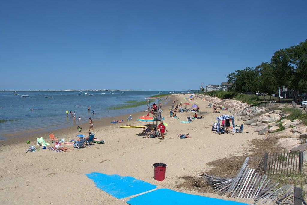 Bilde av Millway Beach.