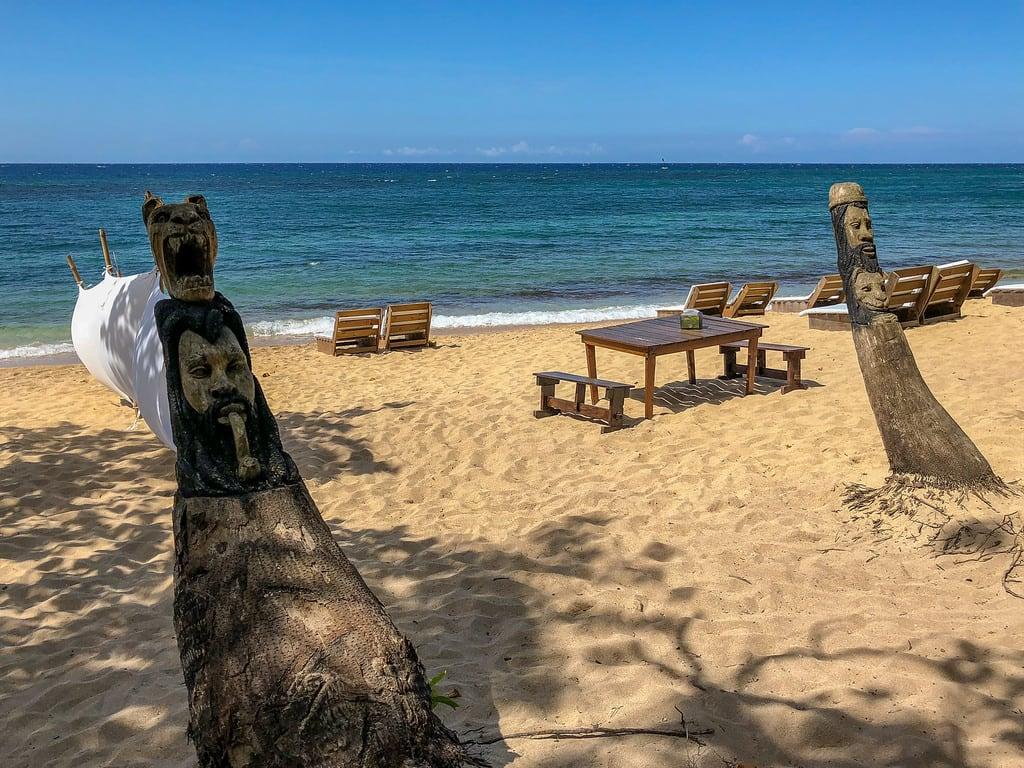 Reggae Beach 的形象. jamaïque jm