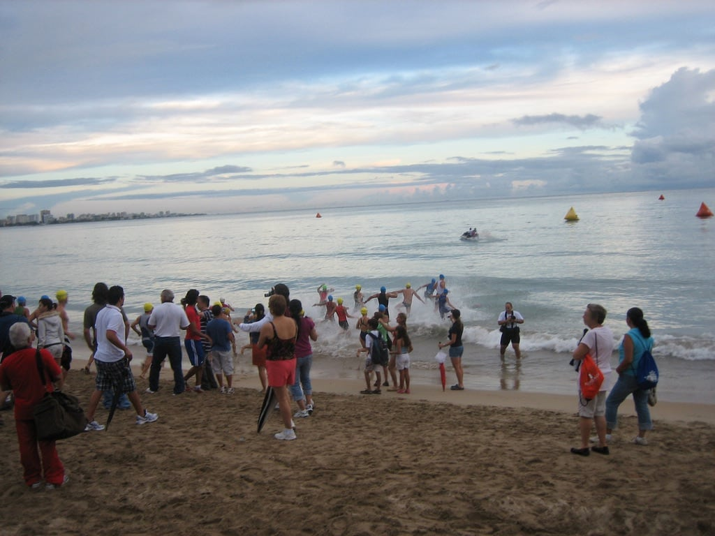 Immagine di Balneario de Carolina. puertorico run carolina triathlon