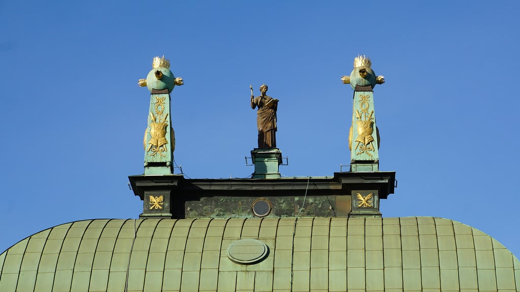 Image of House of Nobility. sweden stockholm architecture riddarhuset