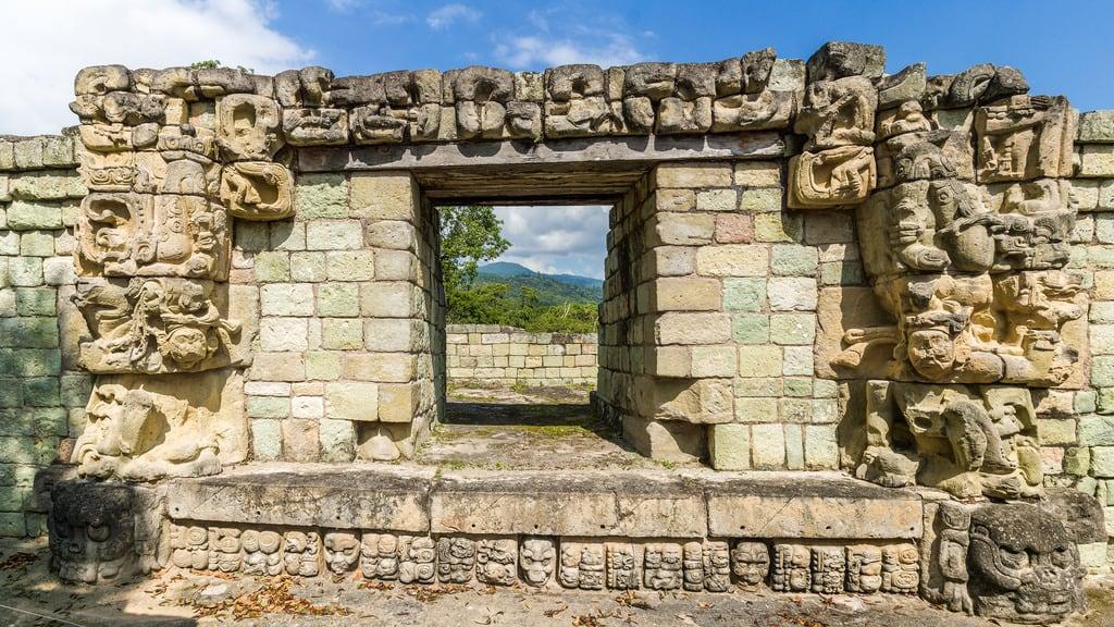 Image de Copan Ruins près de Copán. cstevendosremedios copan