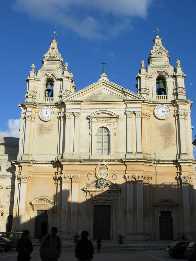 Immagine di St Paul's Cathedral. malta stpaulscathedral mdina