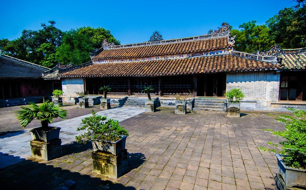 Imagine de Tomb of Tự Đức. hue vietnam tomboftựđức asia2015 lăngtựđức tphuế thừathiênhuế vn