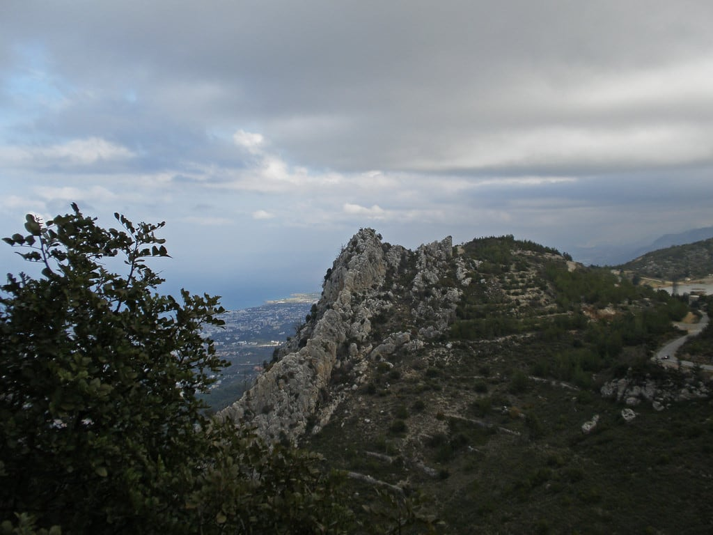 Saint Hilarion Castle képe. northerncyprus st hilarion castle crusader rocks mountain kyrenia
